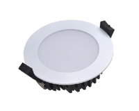 SMD LED Downlight Kit (Separate Driver) 10W 90mm Cutout