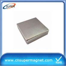 Hottest sale 10*10*5mm Strong Neodymium Block Magnets