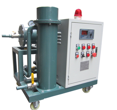 Series JL-II Portable Oil Filtering Machine With Heater