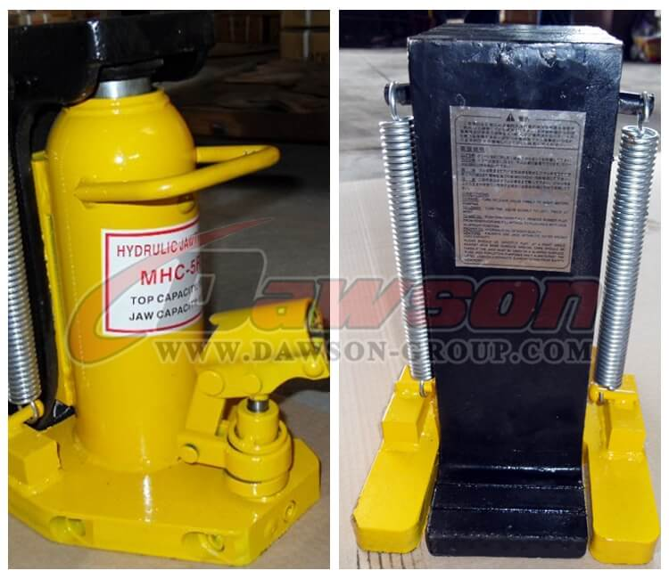 hydraulic toe jack - China manufacturer supplier