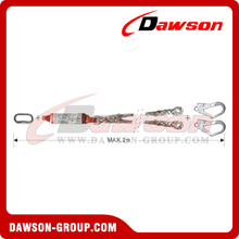 DS6104 Energy Absorbers Lanyards​ EN355 EN354