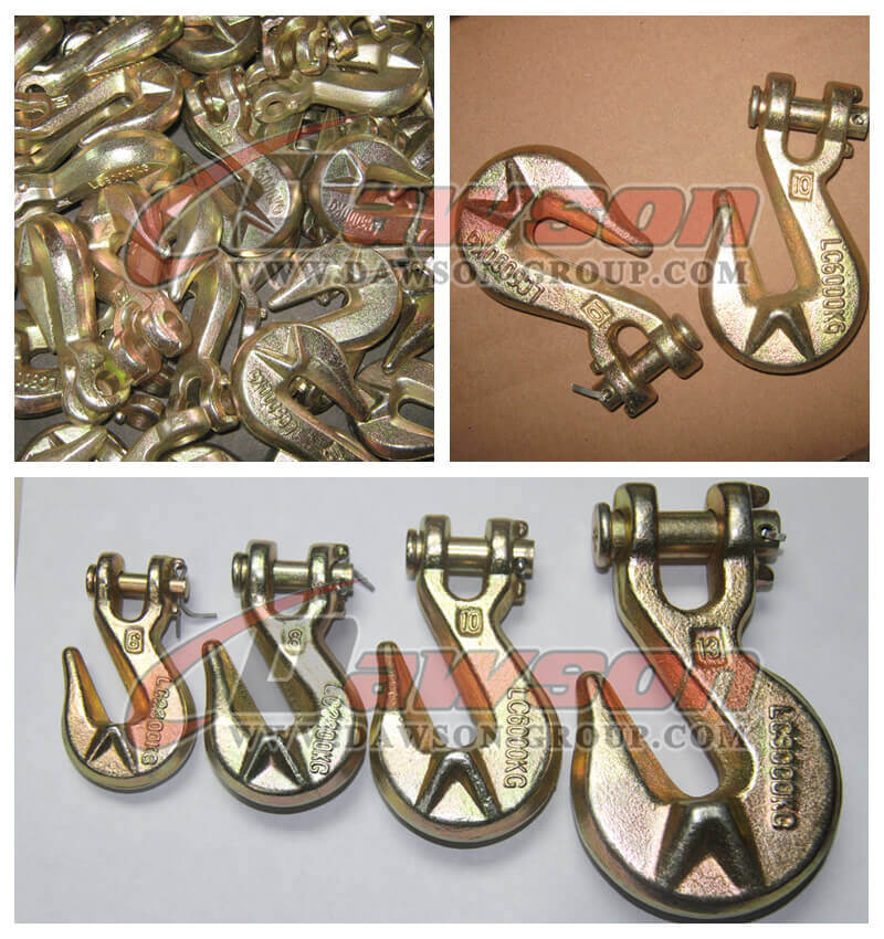 Australian Standard G70 Clevis Grab Hook - China Supplier, Factory