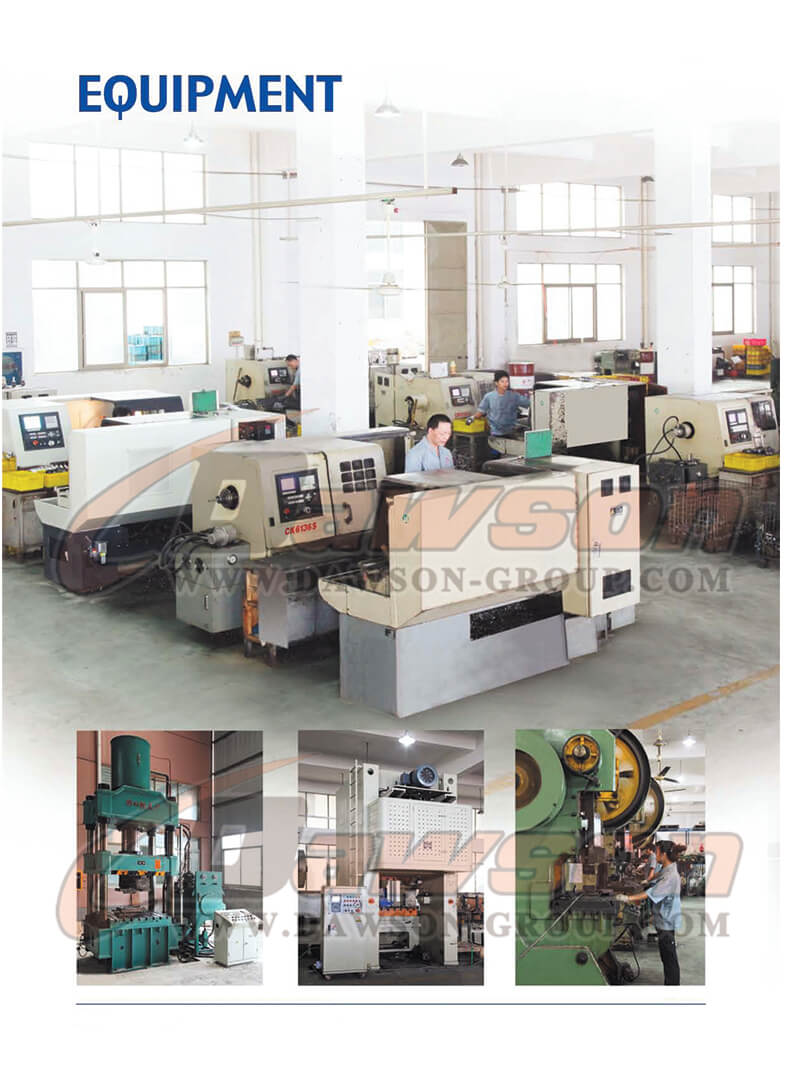 equipments - Dawson Group