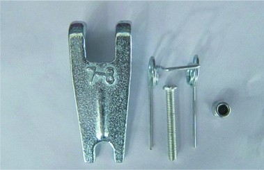 SP-DS334 &DS333 CAST LATCH KITS