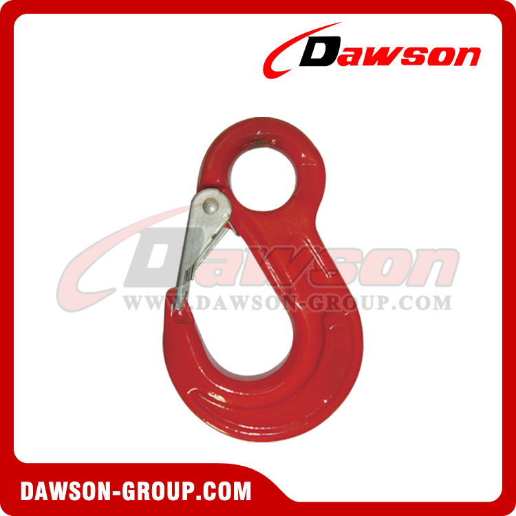 DS334 G80 EYE SLING HOOK WITH CAST HOOK - DAWSON GROUP LTD. - CHINA SUPPLIER