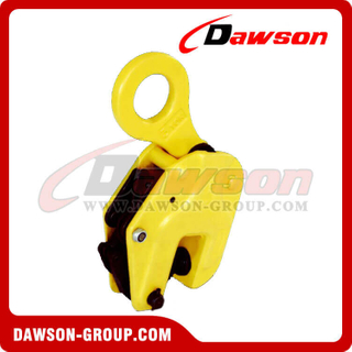DS-SCDH Type Vertical Plate Clamp for Lifting with Safety Lock