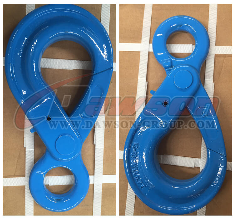 DS1005 G100 European Type Eye Self-Locking Hook - Dawson Group Ltd. - China Manufacturer, Supplier, Factory