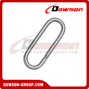 Stainless Steel Long Straight Snap Hook