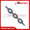 Grade 80 Alloy Load Chain EN818-7