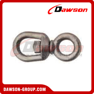 G401 Galvanized Carbon Steel Chain Swivel