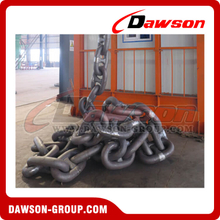 Mooring Chain for Oil Platform