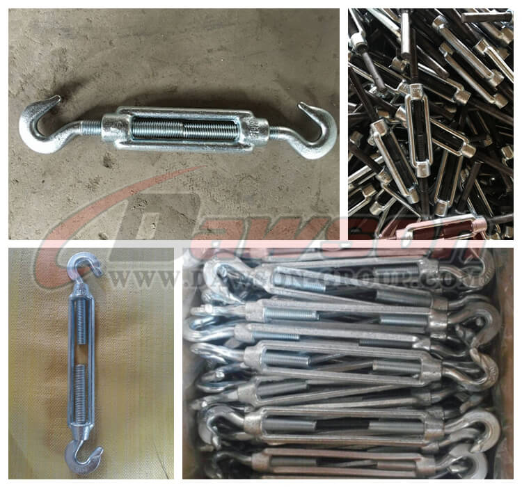 Hook Hook Turnbuckle - Dawson Group Ltd. - China Manufacturer, Supplier, Factory