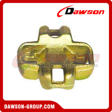 DS-B008 Italy Type Scaffold Casting Malleable Iron Coupler Body(swivel)