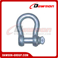 US Type Commercial Anchor Shackle with Screw Pin