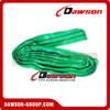 WLL 2T Polyester Round Slings