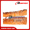 WLL 150T Polyester Round Slings