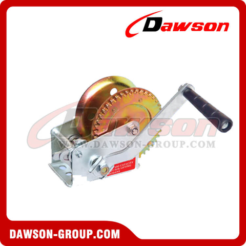 Stainless Steel Hand Winch for Boat Trailer