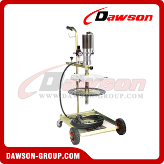 DSTC-301H Mobile Grease Lubricator Trolley