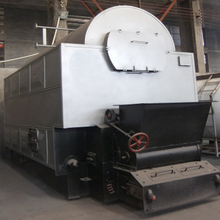 Single Drum Vertical Coal Fired Steam Boiler