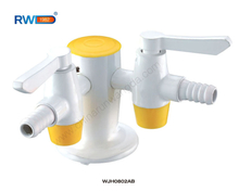 Laboratory Products, Two Way Erect Gas Valve (WJH0802AB)