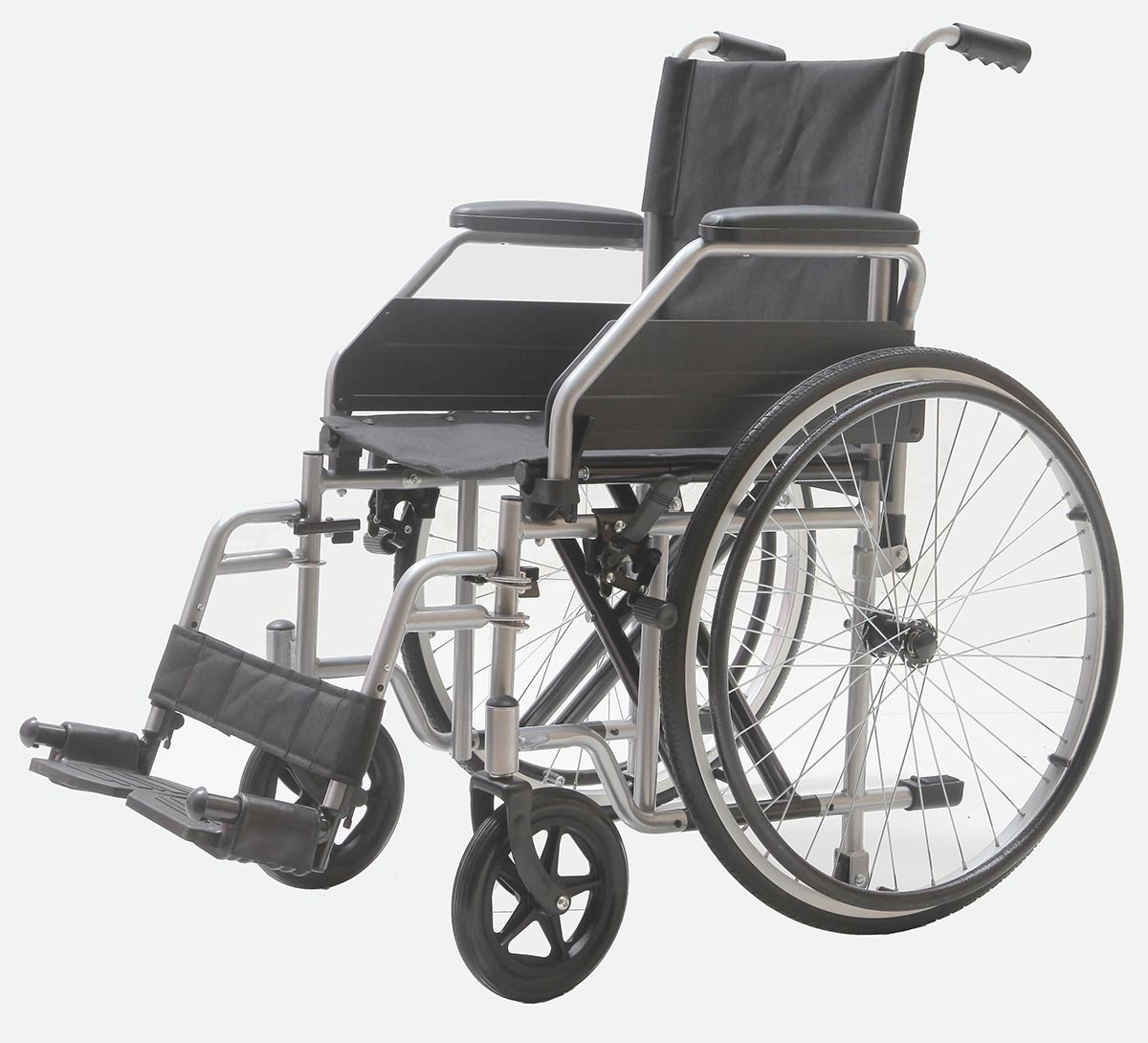 YJ-NB2 Steel manual wheelchair