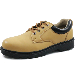 China Oil Resistant Anti Slip Steel Toe Cap Anti Puncture Safety Shoes Dubai