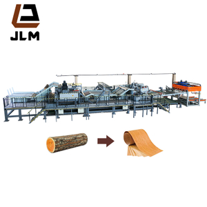 Latest Machinery for Plywood Core Veneer Manufacturing