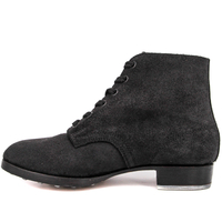 Ritual ankle leather military full leather boots 6288