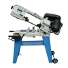 BS-115 64 Inch Slow Speed Mini Mental Band Saw
