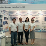 Kaimi attended Singapore International Water Week 2018