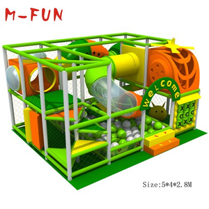 High Quality Indoor Playgrounds With Trampoline Bungee