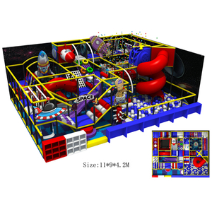 Cheap Indoor Safety Playground