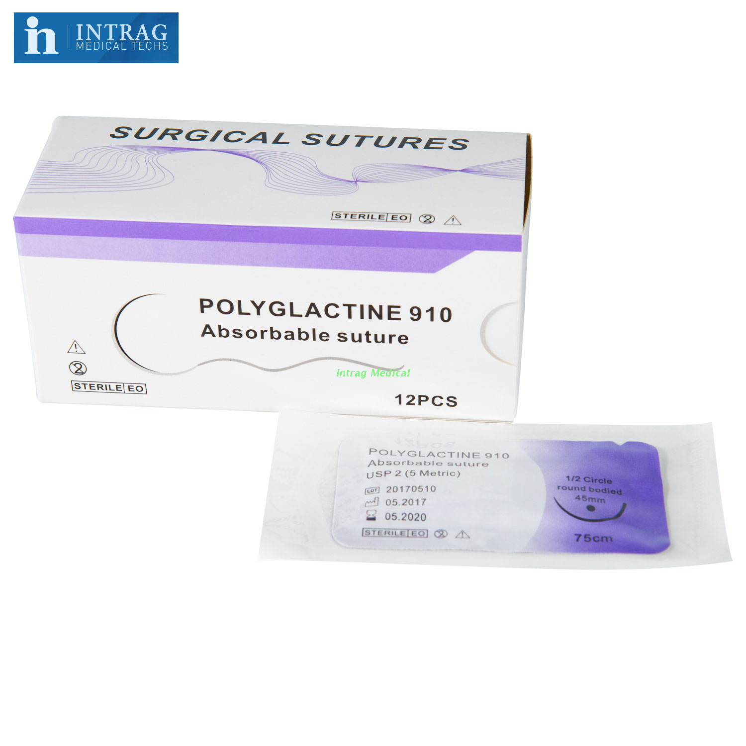 Nylon (Non-Absorbable) Suture