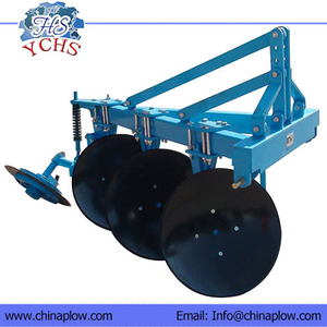 One-way Disc Plow