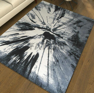 Hot Sell Modern Decor Area Rug Polypropylene Carpet