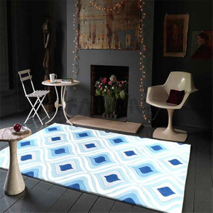 High Quality Handmade Acrylic Carpet Home Area Rug