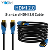 1080P 4K 2K HDMI 2.0 Cable with Double Color