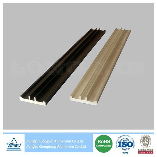 Anodized Aluminum Profile for Curtain Wall
