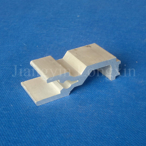 Mill Finish Aluminium Parts for Windows Assembling