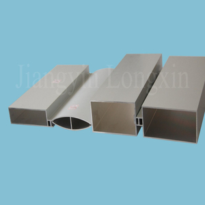 Matt Anodized Aluminium Profile for Curtain Walls