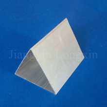 Triangular Aluminium Profile for Exhibition