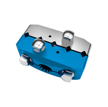 Bone Pin Clamp wiht 4 holes Hoffman External Fixator