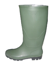 cheap PVC rain boots for normal using