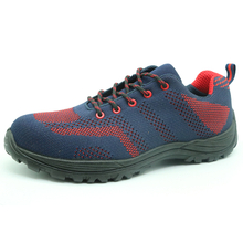 BTA011 PU Injection Casual Sport Safety Shoes