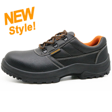 ENS025 low ankle steel toe antistatic astm safety shoes for work