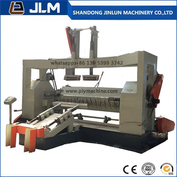 The Hot Sale CNC 8 Feet Spindle Face Veneer Peeling Lathe