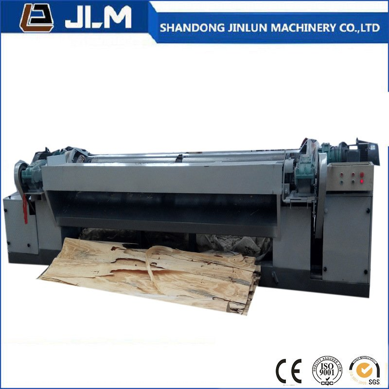 CNC Plywood Machine Line for Veneer Peeling
