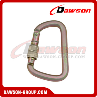 High Tensile Steel Alloy Steel Carabiner DS-YIC003S