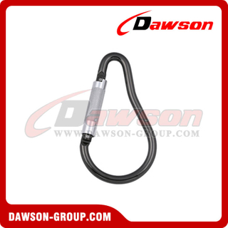 High Tensile Steel Alloy Steel Carabiner DS-YIC011D