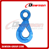 G100 / Grade 100 European Type Eye Self-Locking Hook Lifting Equipment for Crane Lifting Chain Slings